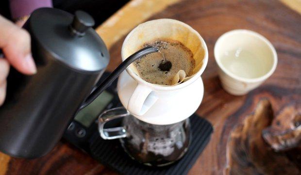 Připravte si doma kávu jako z kavárny: Dripper Foto: