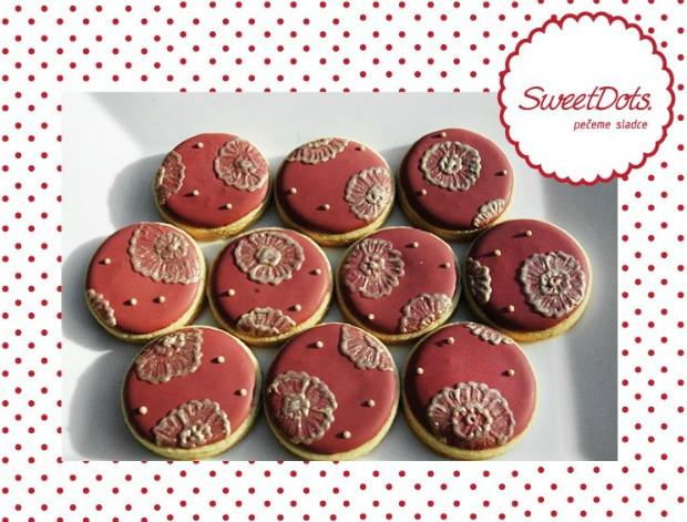 Máslové sušenky s vanilkou  Foto: Sweet Dots