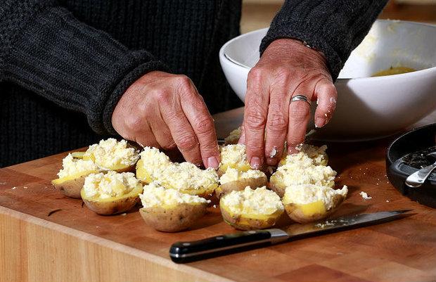 Křenové brambory 4