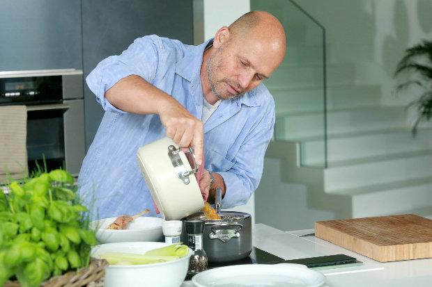 Teď vaří šéf! Foto: