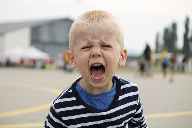 Vzteklé dítě - Obrázek 5 Foto: