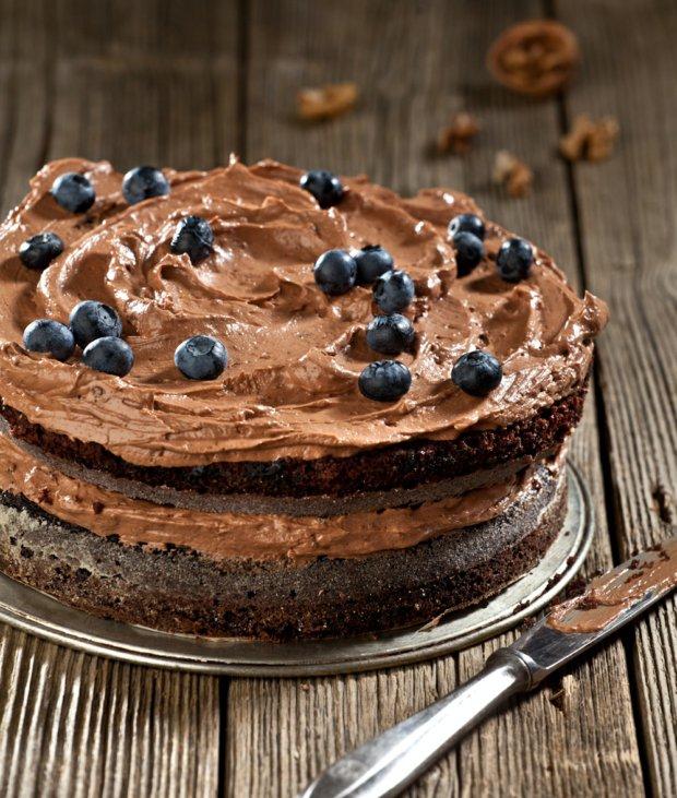 Pivní dort podle Delie Smith Foto: