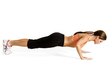 woman_pushup Foto: