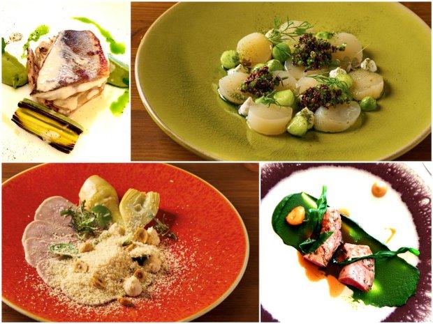 Jarní menu v restauracích La Veranda a AvantGarde 2 Foto: