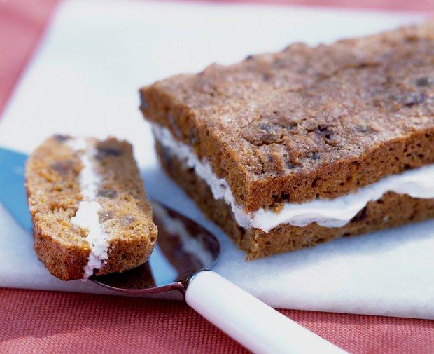 Mrkvový koláč 2 Foto: