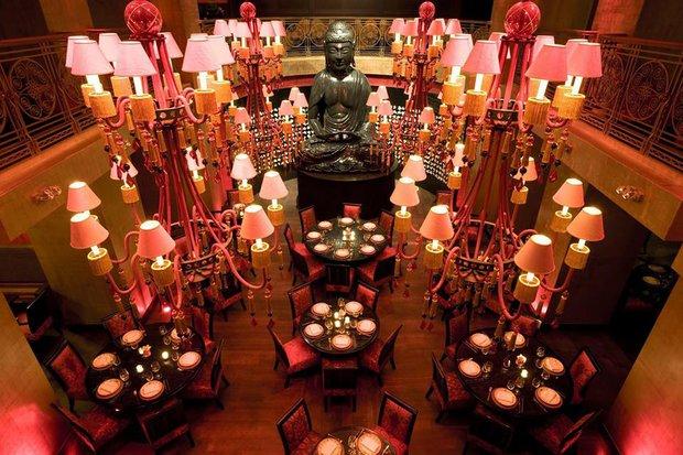 Buddha-Bar Restaurant Foto:
