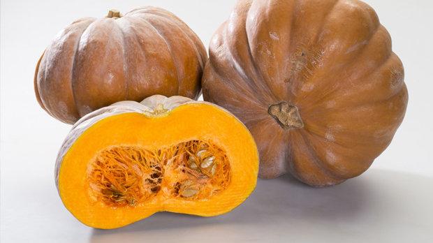 Dýně nemusí být jen halloweenská dekorace Foto:
