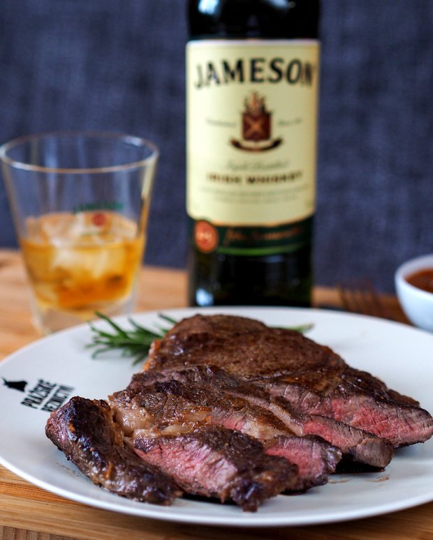Maso s irskou whiskey 8 Foto: