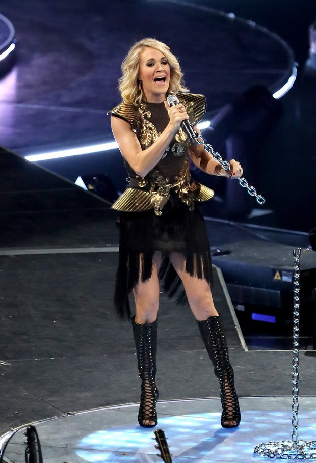 vegani - Carrie Underwood Foto: