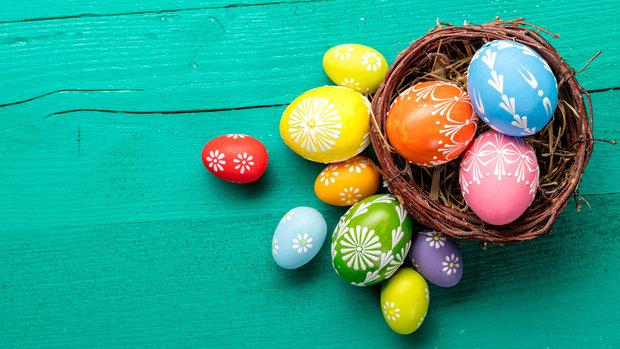 Co symbolizují barvy na velikonočních vejcích? Foto: