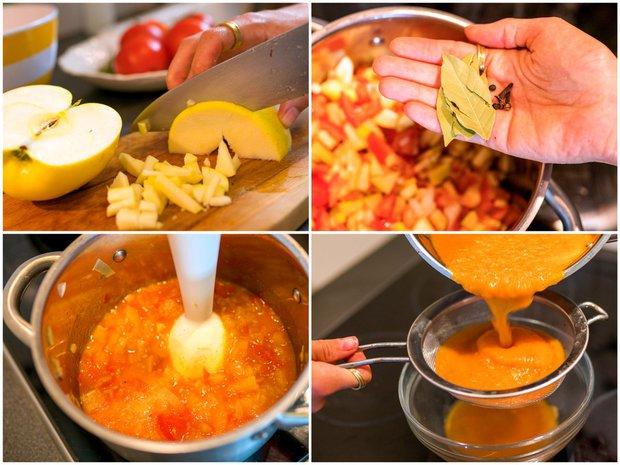 Voňavý domácí kečup  Foto: