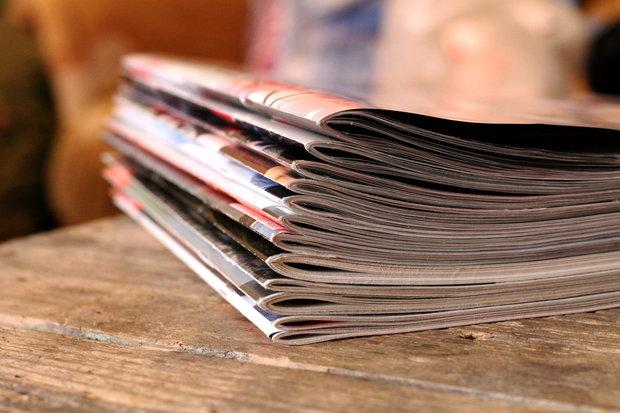Časopisy vyhazujte (samozřejmě do tříděného odpadu), pokud nesbíráte kompletní ročníky Foto:
