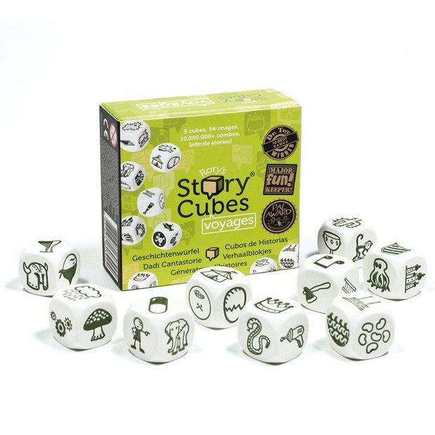 vysvědčení - story cubes Foto: