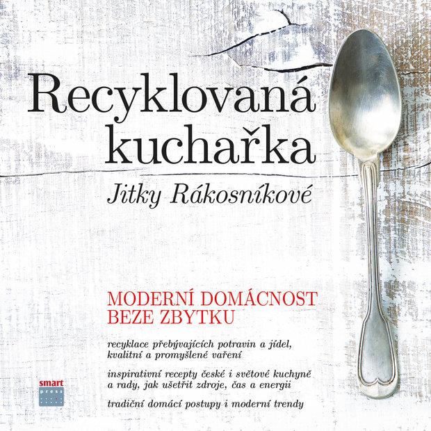 Recyklovaná kuchařka Jitky Rákosníkové Foto: