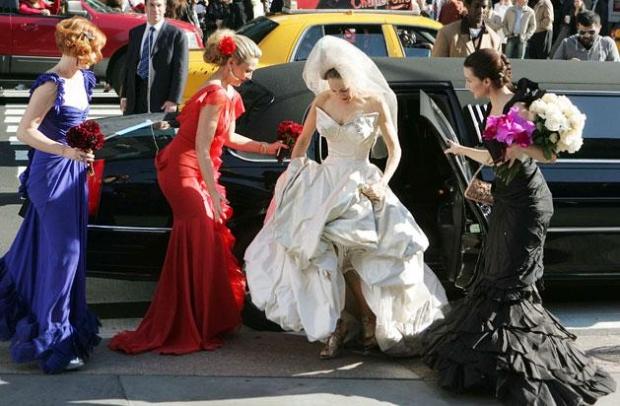 Carrie se vdává! Foto: