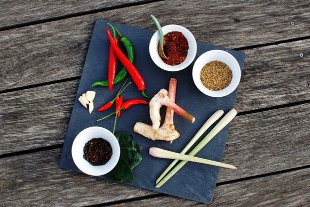 Thajské nudle z Café Buddha 3 Foto: Tereza Sychrová FOODLOVER.CZ