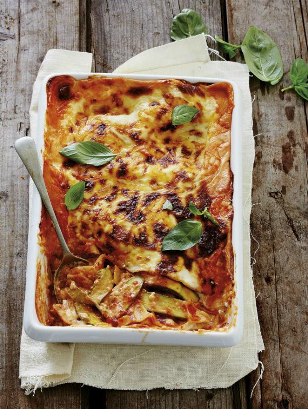 Cuketové lasagne Foto: