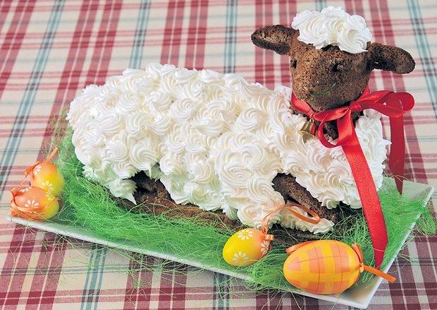 Beránek je symbolem Velikonoc 2 Foto: