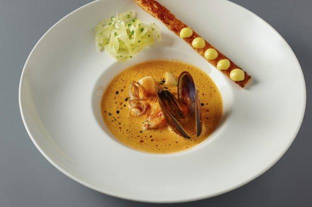 Nové menu v AvantGarde restaurant 5 Foto:
