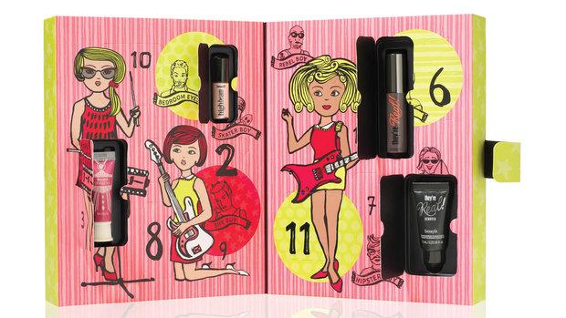 kosmeticky adventni kalendar Žádná čokoláda! Pořiďte si letos kosmetický adventní kalendář  kosmeticky adventni kalendar