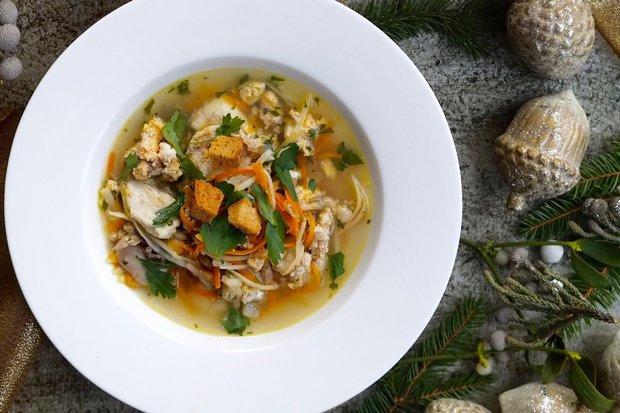 Rybí polévka 2 Foto: