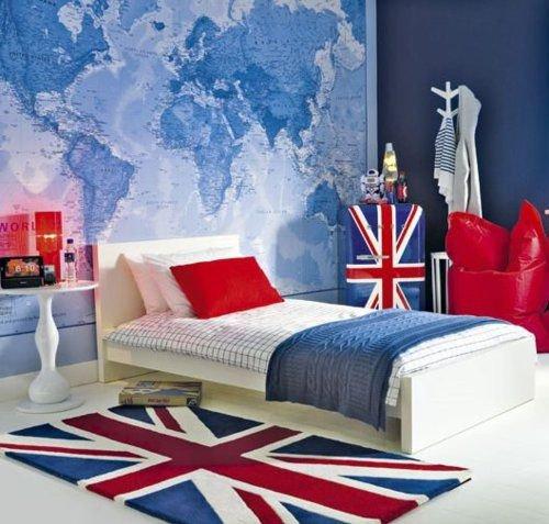 Do stylu Velké Británie Foto: