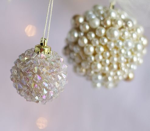 Luxusní perlové ozdoby. Foto: