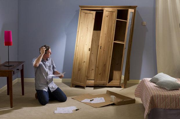 Opravte doma to, co je poničené Foto: