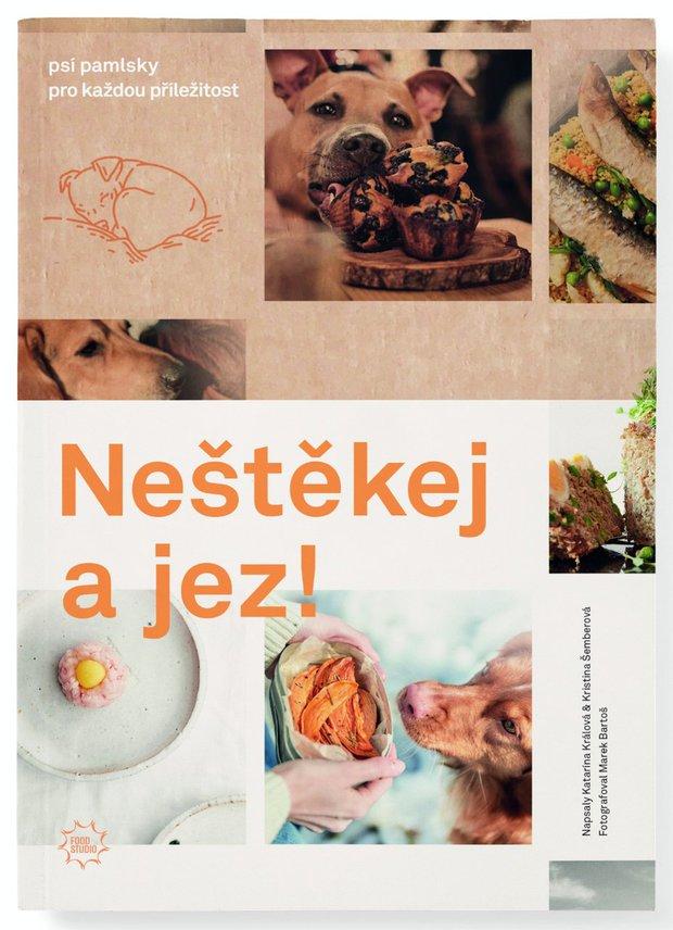 kuchařka pro psy Neštěkej a jez Foto: