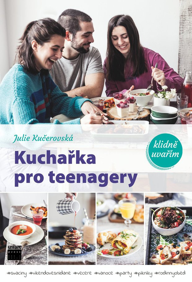 Kuchařka pro teenagery Foto: