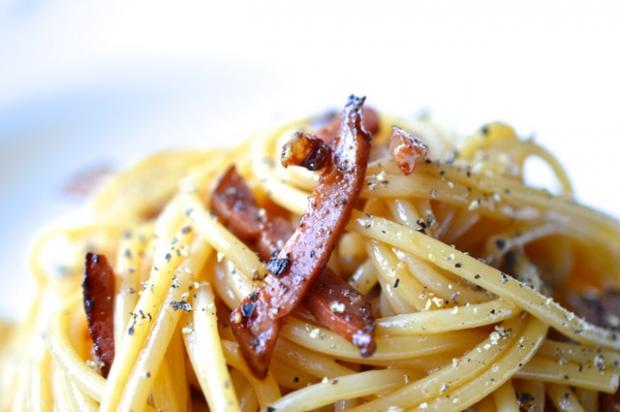 Spaghetti alla carbonara Foto: Thinkfood.cz