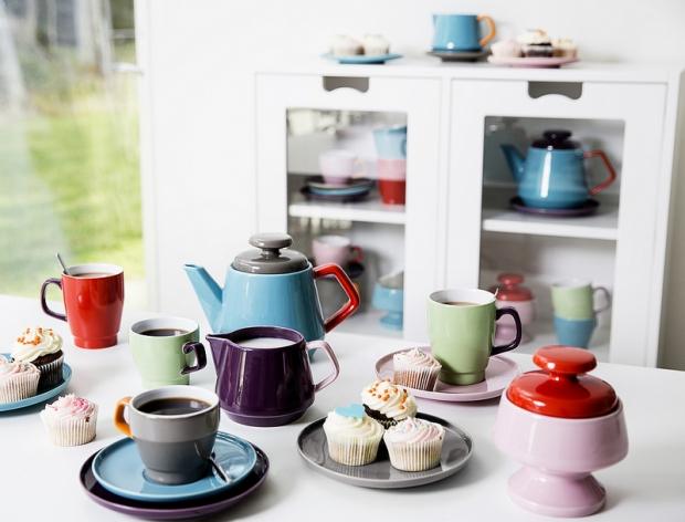 Stylové nádobí na čaj a kávu