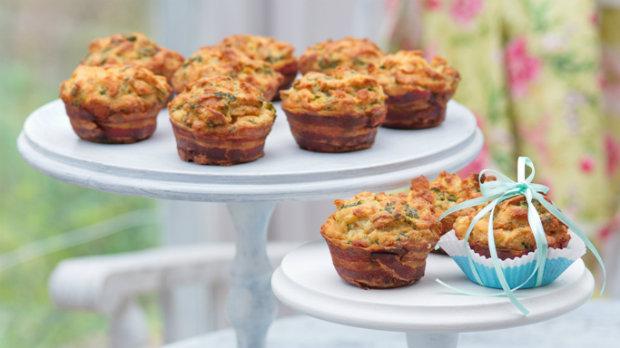 Nádivkové muffiny Foto: