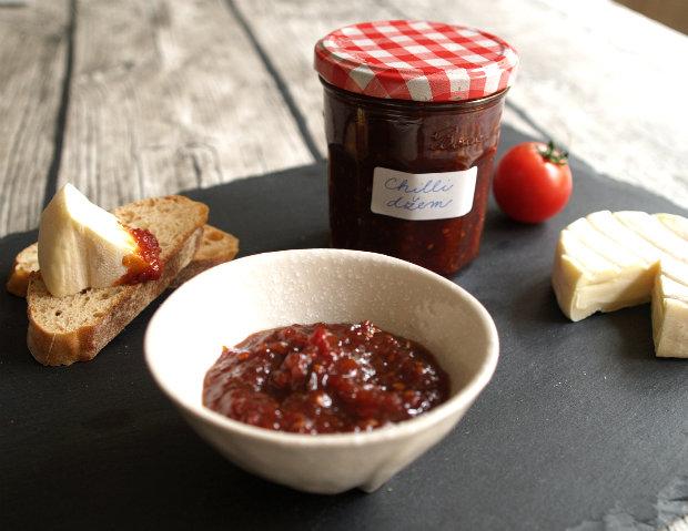 Rajčatový chilli džem s balzamikem  Foto: Klára Michalová
