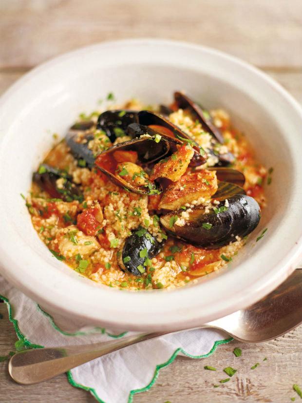 Sardinské těstoviny se slávkami  Foto: Dva italští gurmáni jedí po italsku