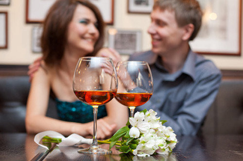 Romantická večeře na jižní Moravě Foto: