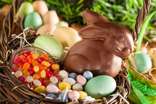 Velikonoční nadílka 5 Foto: