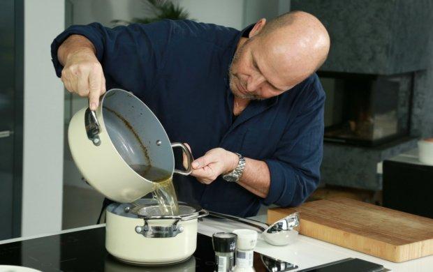 Drůbková polévka 4 Foto: