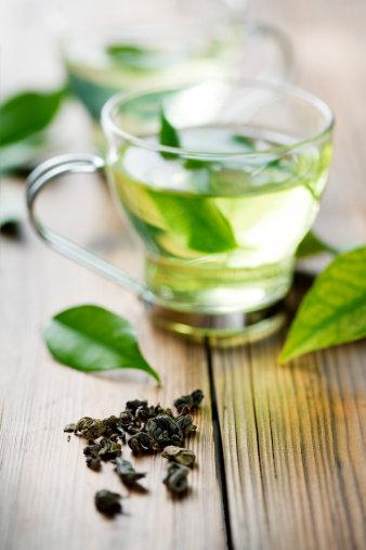 pž zelený čaj Foto: