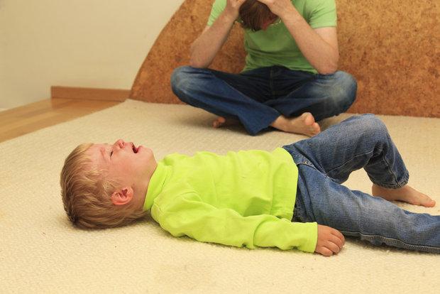 Vzteklé dítě - Obrázek 1 Foto: