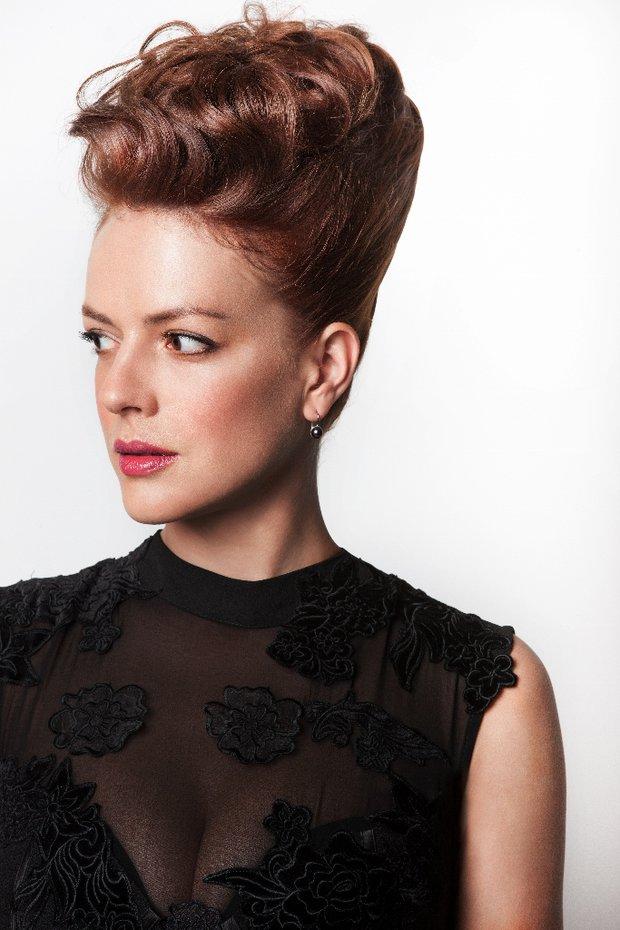 Andrea Kerestéšová, In THE woods, Hair studio Honza Kořínek (4) (683x1024) Foto: