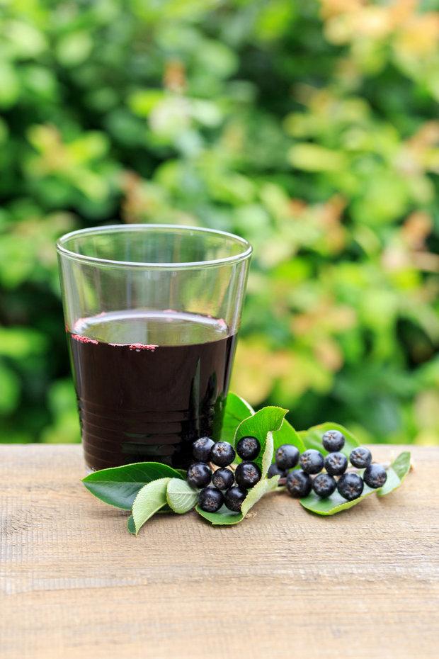 Plody mají až 60 procent šťávy, takže se skvěle hodí k výrobě různých sirupů. Foto: