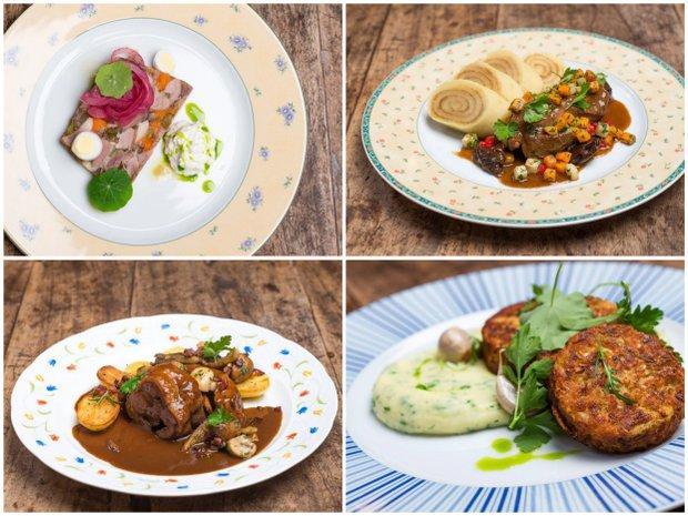 Ochutnejte nová menu v pražských restauracích 5 Foto: