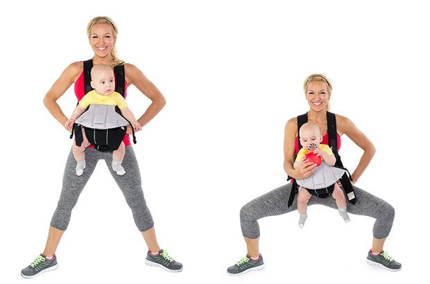 Plie-Squat-with-Baby_ALL Foto: