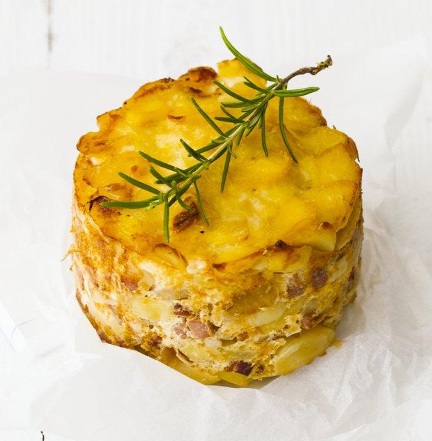 Francouzské brambory  Foto: