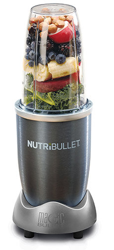 Zázrak jménem smoothie nutribullet Foto:
