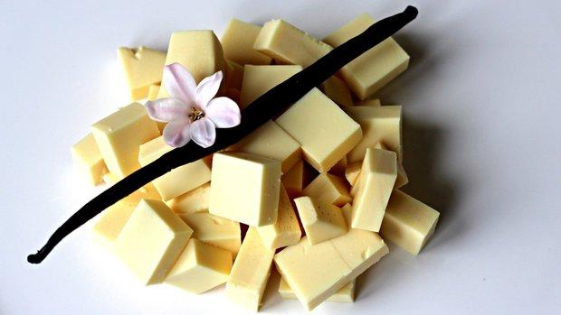 Vanilkový Bílkoun se skvěle hodí k ovoci Foto: