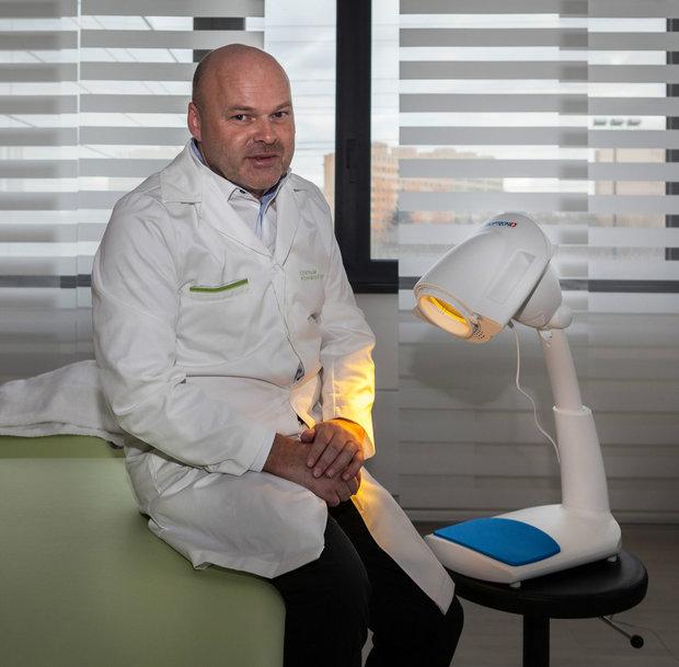 Soutěžte se světelnou terapií Bioptron malá Foto: