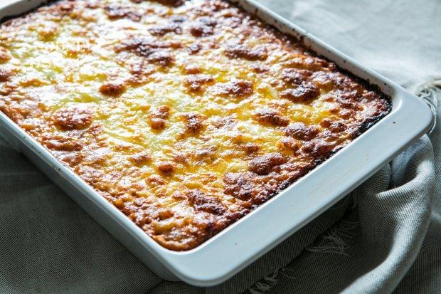 Vegetariánské lasagne 2 Foto: