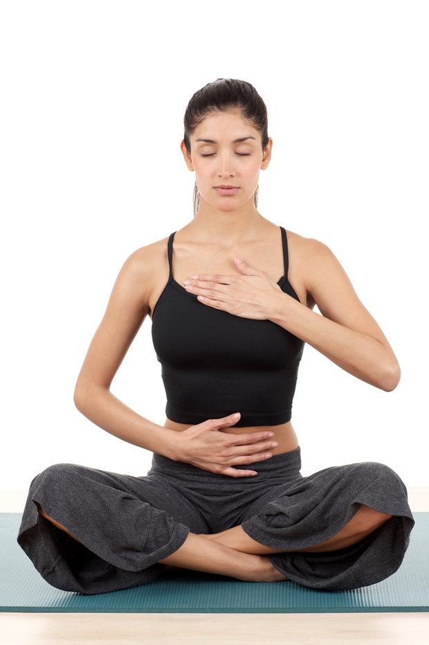 Naučte se dýchat a uvolněte dokonale vaše tělo 2 Foto: